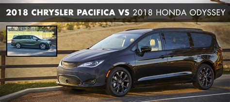 Crown Chrysler Dodge Jeep Ram Chattanooga Tn by 2018 Chrysler Pacifica Vs 2018 Honda Odyssey Near East