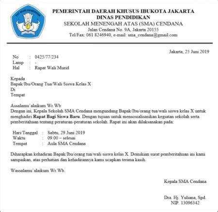 Contoh surat undangan setengah resmi yaitu. 5+ Contoh Surat Undangan Resmi Formal - EvanAzka