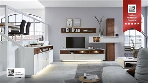 Interliving Wohnzimmer Serie 2102 YouTube