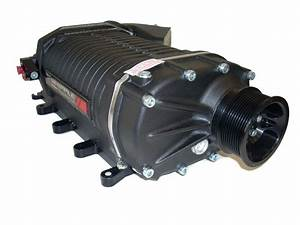 2007-2013 Shelby GT500 Whipple 3.4L Crusher Supercharger ...