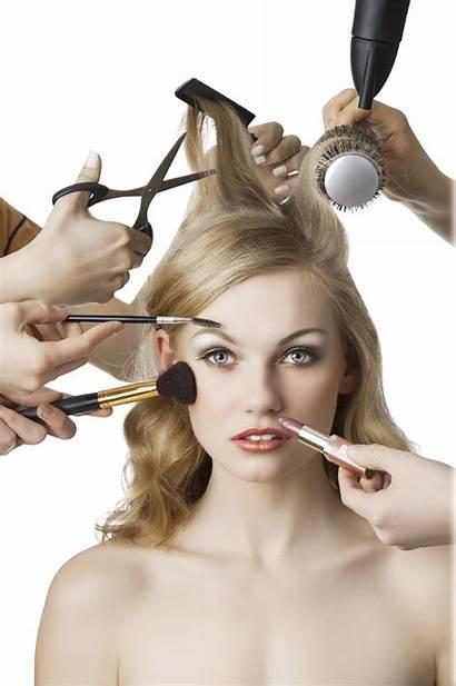 Beauty Salon Looks Hair Lens Cosmetology Woman