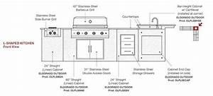 Outdoor Kitchen Kits - Bob Vila