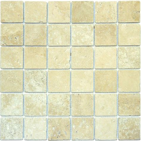Colucci Tile Chapter 7 by Ms International Chiaro 12 In X 12 In X 10 Mm Tumbled