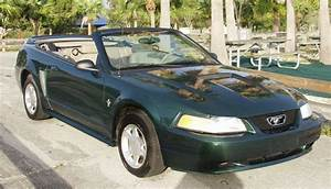 Amazon Tropic Green 2000 Ford Mustang Convertible - MustangAttitude.com Photo Detail