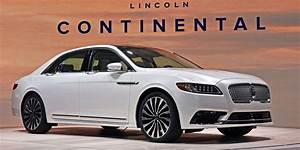 2017 - Lincoln - Continental - Vehicles on Display ...