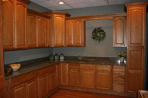 kitchen wall colors with oak cabinets kitchen