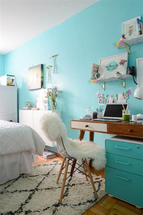 idees deco pour une chambre ado fille design  moderne