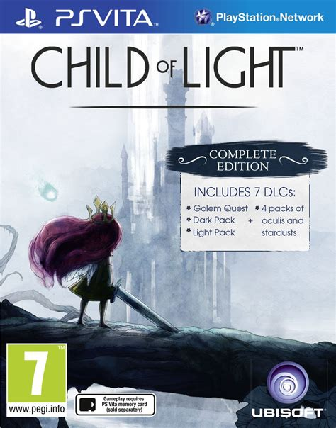 child of light ps4 child of light test tipps news release termin