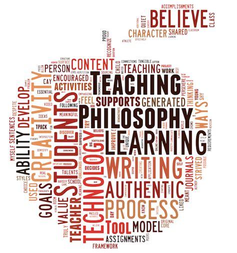 statement  teaching philosophy lang  socio
