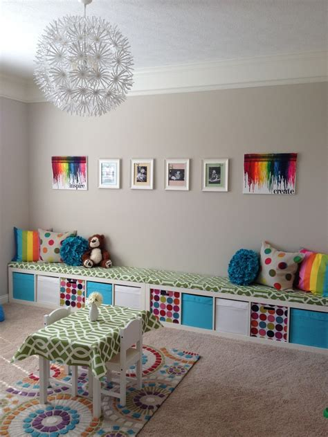 ikea play room ikea expedit kids colorful playroom playroom colorful ikea expedit storage playroom