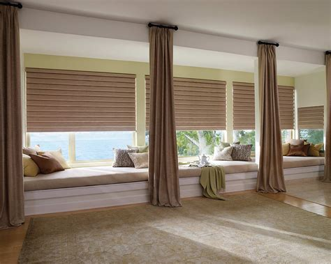 Shades And Drapes by Window Treatments Custom Blinds Shades Shutters Drapes