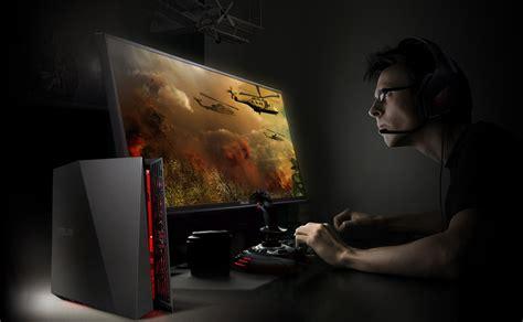 bureau ordinateur gamer asus rog pc gamer g20aj fr018s prix pas cher soldes