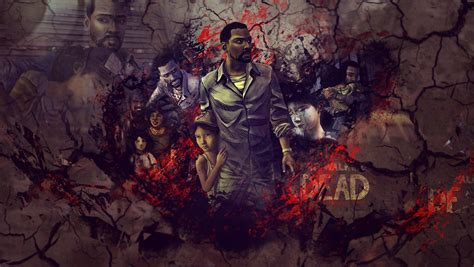 walking dead walking dead  telltale games series