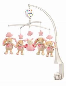 Kinderbett Für Baby : baby mobile f r kinderbett musik mobile bubbly crew kollektion hase rosa ebay ~ Markanthonyermac.com Haus und Dekorationen