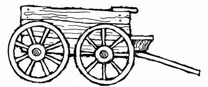 Log Clipart Pioneer Wagon Clipartpanda Tools Clip