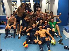 Marseille 23 PSG French champions twice come from behind
