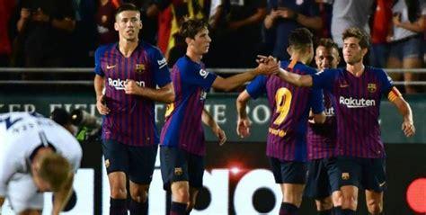 DirecTV transmite en vivo Barcelona vs Roma por la ...