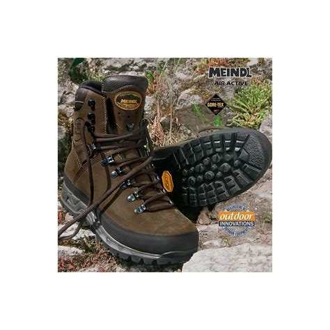 Meindl Island Pro MFS Trekking boots are very durable