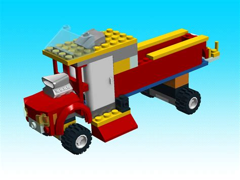 Lego Truck by How To Build A Lego Truck With Pictures Wikihow