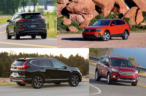 Affordable Compact Suvs by 10 Best Affordable Compact Suvs In 2018 Photos And