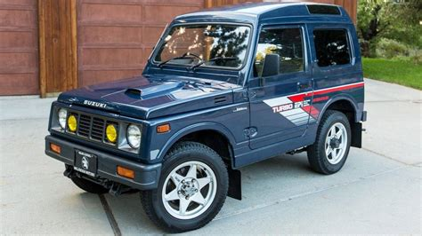Suzuki Jimny For Sale Usa by Buy This Suzuki Jimny Turbo Imported From Japan Before We Do