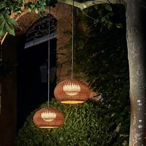 Garota outdoor plug in pendant light by bover ylighting