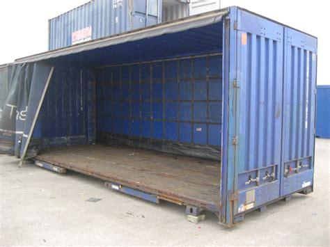 gebrauchte seecontainer preis planenbr 252 cke gebraucht
