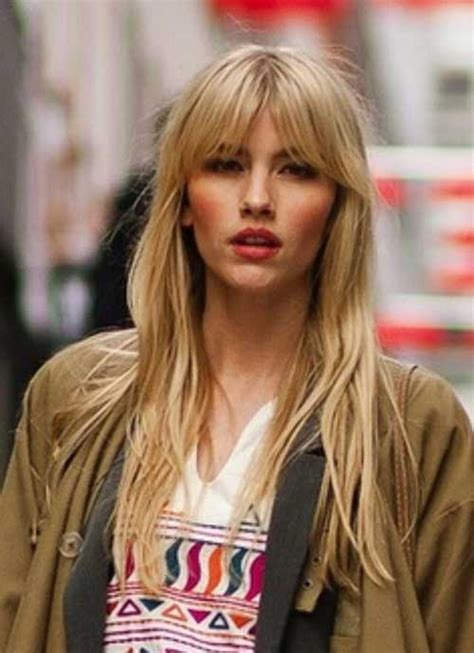 pony hair style 25 haircuts with bangs hairstyles 2017 5575
