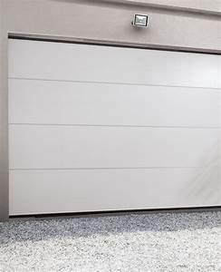 Porte de garage basculante grande hauteur for Porte de garage grande dimension
