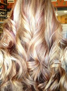 Blonde Hair With Highlights And Lowlights Wafwpsam Long ...