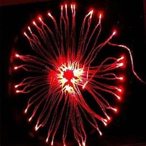 Guirlande Led Pile : guirlande lumineuse piles 40 leds rouges deco lumineuse ~ Teatrodelosmanantiales.com Idées de Décoration