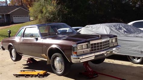 Dodge Diplomat For Sale by 1979 Dodge Diplomat And Undercarriage Editior