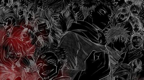 jujutsu kaisen  wallpaper hd anime  wallpapers