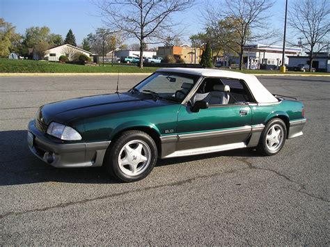 1992 ford mustang for 1992 ford mustang exterior pictures cargurus