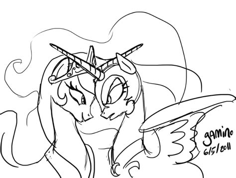 HD wallpapers my little pony nightmare moon coloring page hfn