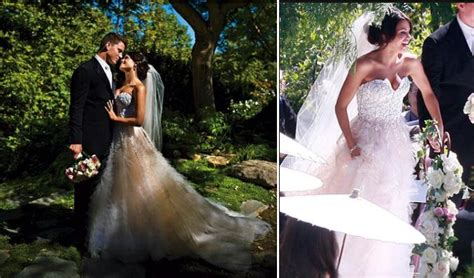 Top 10 Celebrity Wedding Gowns