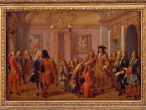 chambre de louis xiv 1715 discover the 3d scale models versailles 3d
