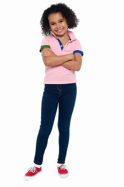 Children Child Transparent Posa Modieuze Ragazza Avanguardia