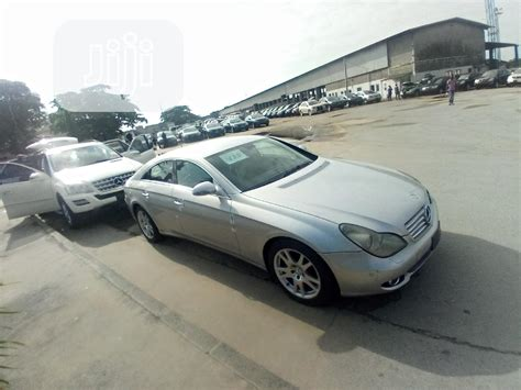 Locally used mercedes benz prices in nigeria. Archive: Mercedes-Benz CLS 2005 Silver in Apapa - Cars, Imesco Motors Imesco | Jiji.ng