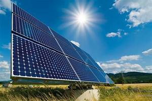 India's Solar Energy Projects to Receive USD 300m ...