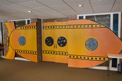 Decorating Ideas For Vbs 2015 by Submarine Decorating Idea For Commotion Vbs 2016