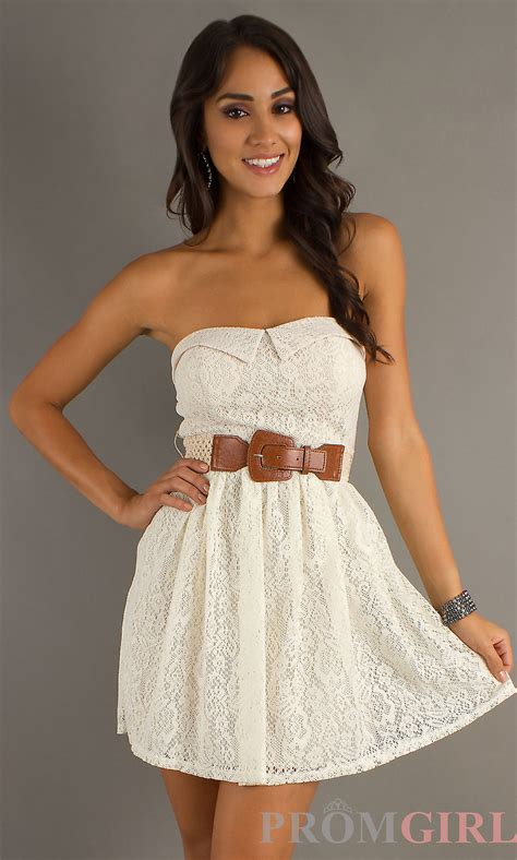 Country Style Dress On The Hunt