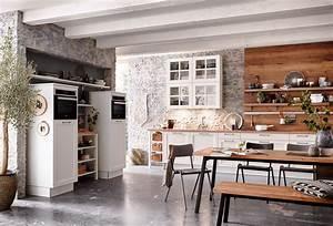 Küchen Ideen Landhaus : wei e k chen k chentrends in wei k che co ~ Heinz-duthel.com Haus und Dekorationen