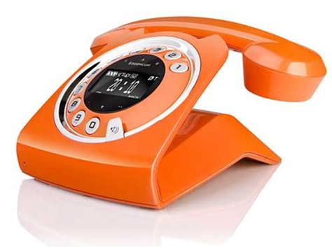 Retro Telefon Schnurlos by Sagemcom Sixty Cordless Phone The Retro Style Telephone