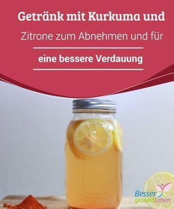mineralwasser mit zitrone zum abnehmen getr 228 nk mit kurkuma und zitrone zum abnehmen gesundheit zitrone abnehmen gesunde getr 228 nke