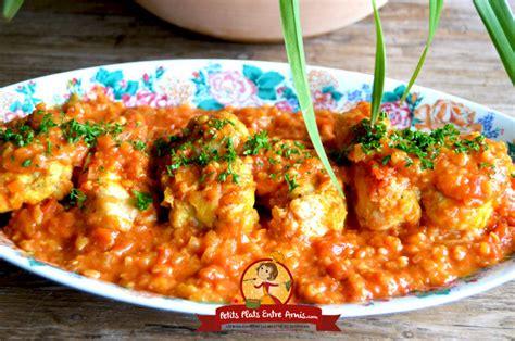 lotte al armoricaine recette cuisine recette de la lotte à l 39 armoricaine petits plats entre amis