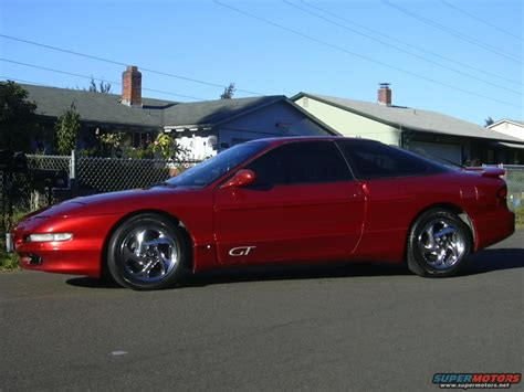 97 Ford Probe by 1997 Ford Probe Laser 97 Probe Picture Supermotors Net