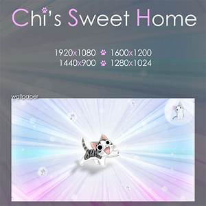 Chi's Sweet Home Wallpaper by Norda on DeviantArt
