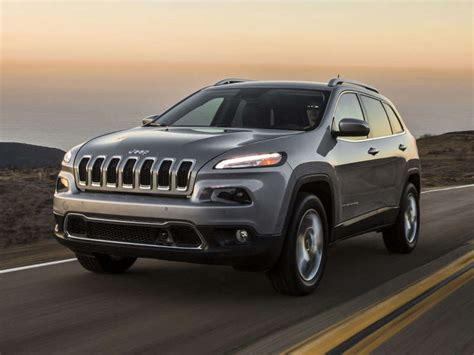 2014 Jeep Cherokee Crossover Suv First Drive