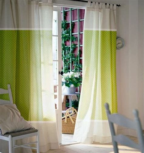 lime green kitchen curtains decor modern lime green